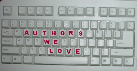 Authors We Love banner