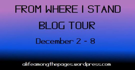 From Where I Stand Banner option 1