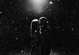 snowy-kiss