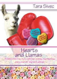 Hearts and Llamas