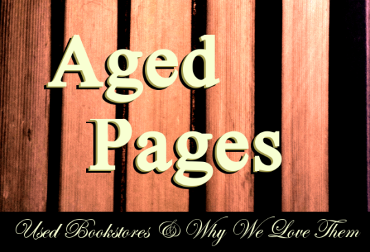 Aged Pages, new banner
