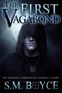 The First Vagabond eBook cover