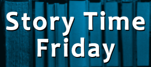 New Year Story Time Friday Banner