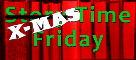 X-Mas Time Friday Banner